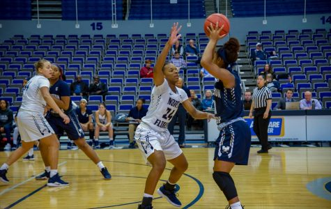 UNF Women's Basketball falls in close battle with Rams