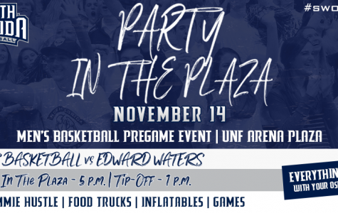 Party in the Plaza premiering this basketball season