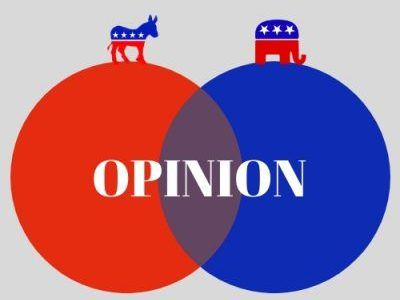 OPINION: Midterm elections Blue trickle, red sea
