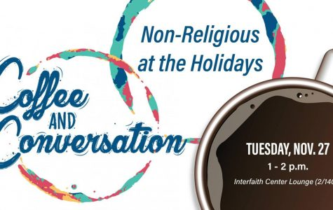 "Interfaith Center hosts ""non-religious at the holidays"" discussion"