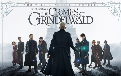 "Return to Hogwarts in ""Fantastic Beasts: The Crimes of Grindelwald"""