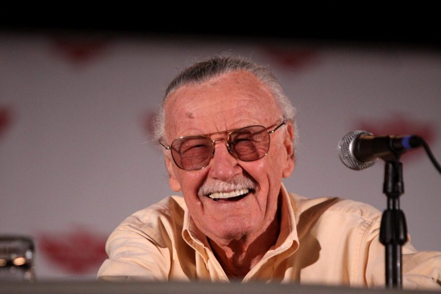 Stan Lee has died this past Monday, aged 95. Photo courtesy of Wikimedia Commons.