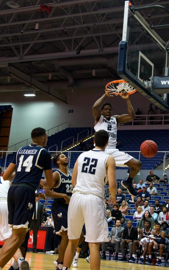 Horchler scores 22 in Ospreys win over Buccaneers