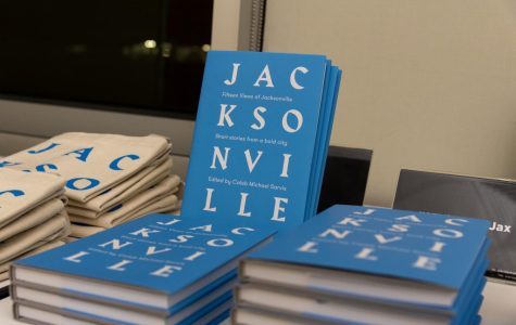 PHOTO GALLERY: 15 Views of Jacksonville, 12 views of a night of literary discussion