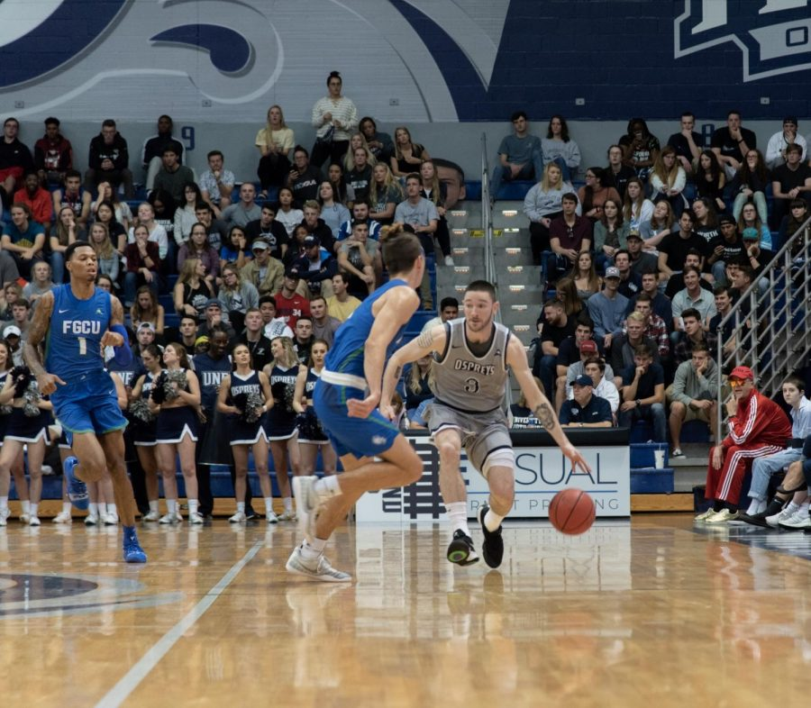Sams scores 18 in Ospreys road win over Hatters