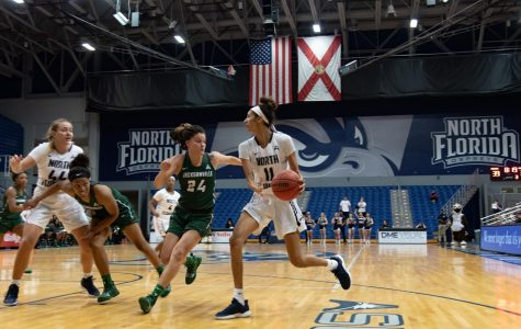 Eagles dominate Ospreys in battle of the birds