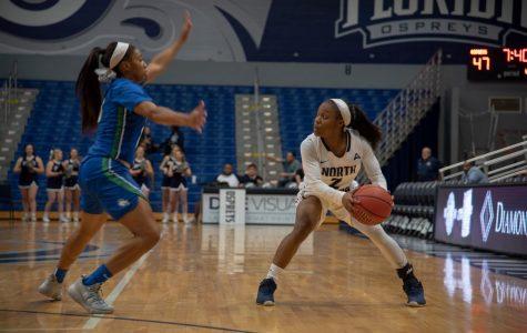 Photo Gallery: Women's Basketball vs. FGCU
