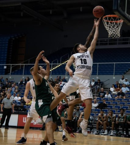 Photo Gallery: Men's basketball vs. FGCU