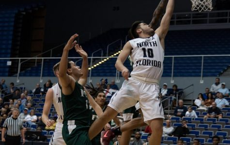 Photo Gallery: Men's Basketball vs. FNU