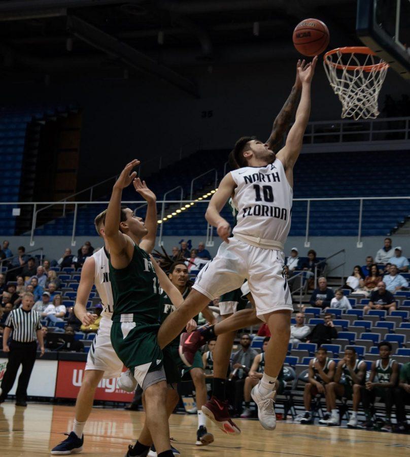 Men's Basketball vs. FNU