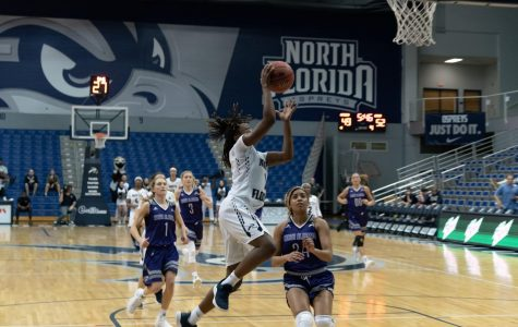 Ospreys lose in overtime slugfest