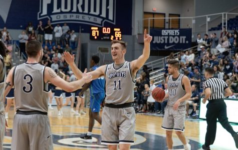 Photo Gallery: Men's basketball vs. FGCU