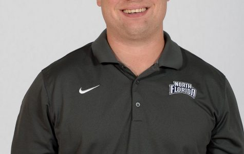 Cory Goff, Senior Student Manager for UNF Baseball. Photo courtesy of UNF Athletics