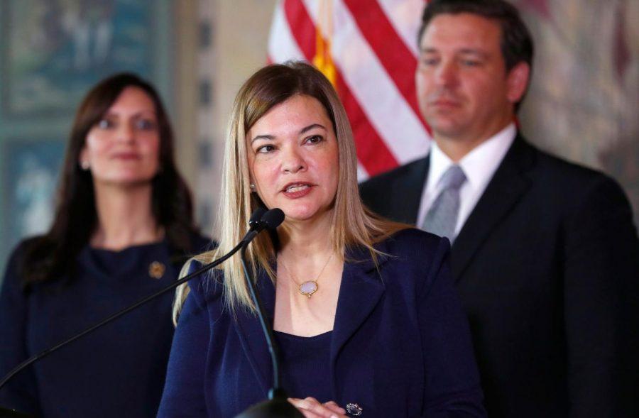 Barbara Lagoa, the newest appointee to the Florida Supreme Court. Photo courtesy of AP.