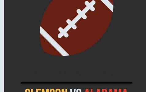 Alabama and Clemson clash for National Championship