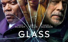 """""""Glass"""": Unbreakable premise, Split ending"""
