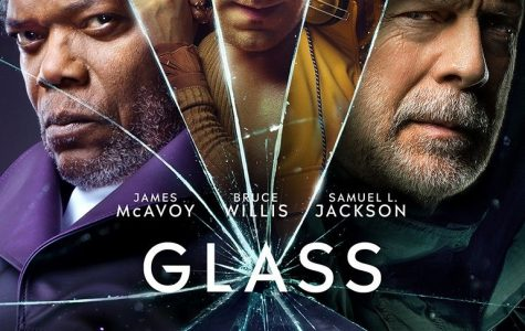 """Glass"": Unbreakable premise, Split ending"