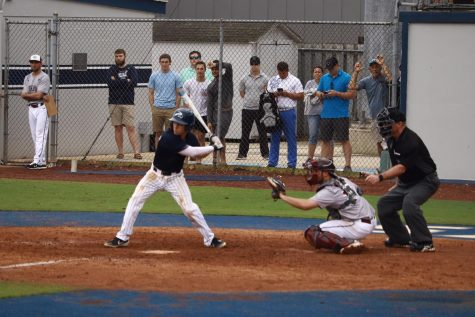 May's late-inning heroics lead Ospreys in walk-off victory