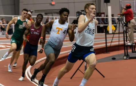 UNF Track & Field racks up medals in Conference Championship meet