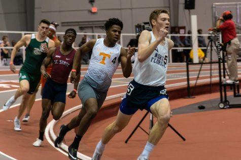 UNF Track and Field in full stride at NCAA East Preliminaries