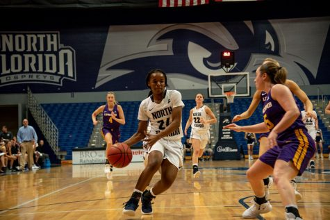UNF Women's Basketball season preview
