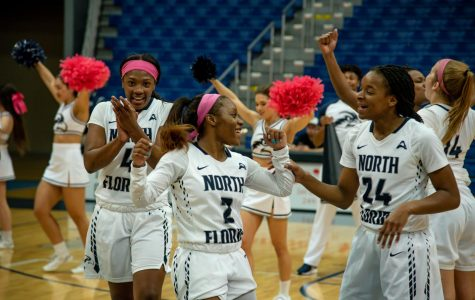 UNF Basketball takes down Highlanders on road