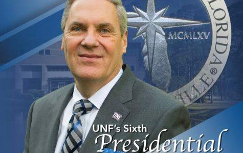 Spinnaker Media to cover UNF presidential inauguration of David Szymanski