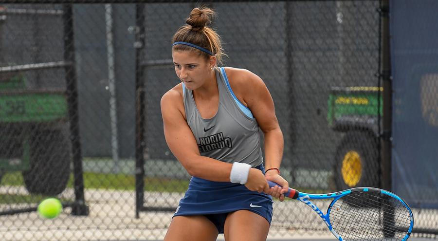 Ospreys tennis weekend recap