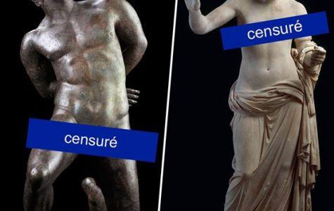 Facebook bans (and unbans) Geneva Museum of Art and History's pictures of nude statues