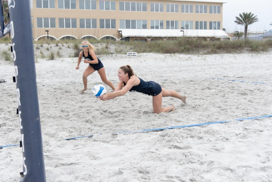 UNF Tennis and Beach Volleyball Recap