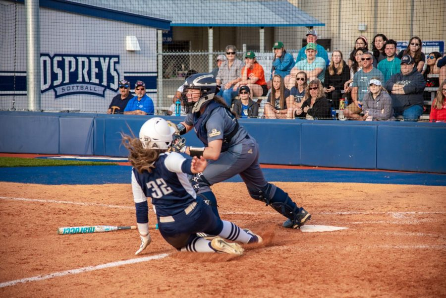 Softball vs. Georgia Southern University 2019  Cathy Vega