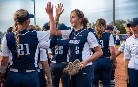 Softball vs. Georgia Southern University 2019