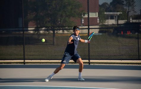 Eagles stun Ospreys in ASUN Men's Tennis Final, win Conference Title