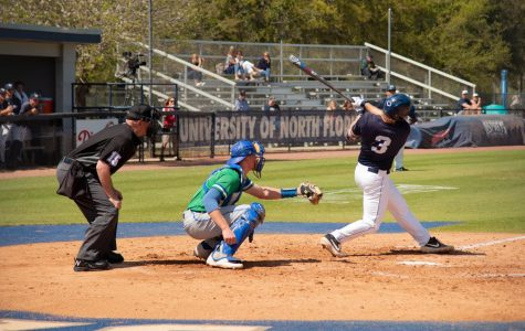 Ospreys come up short in first round to Flames