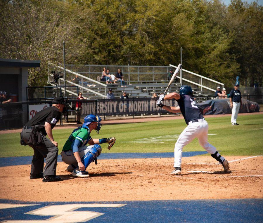 2019 Men's Baseball vs. FGCU