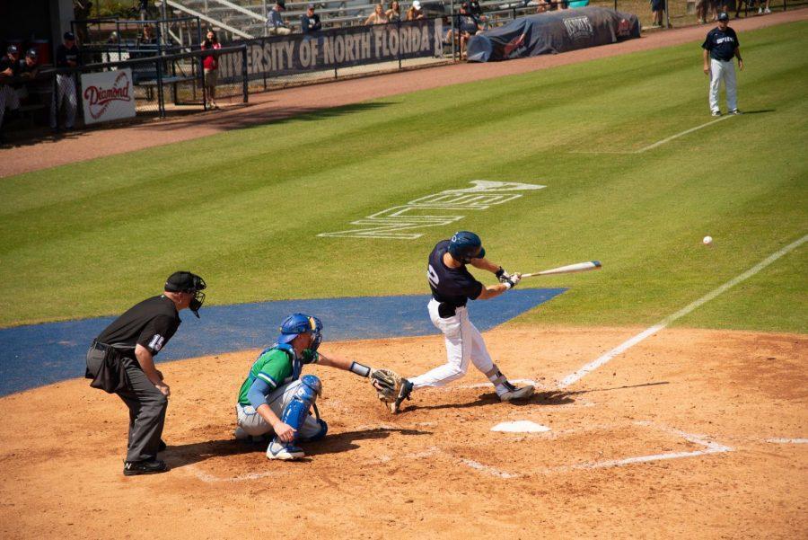 2019 Mens Baseball vs. FGCU