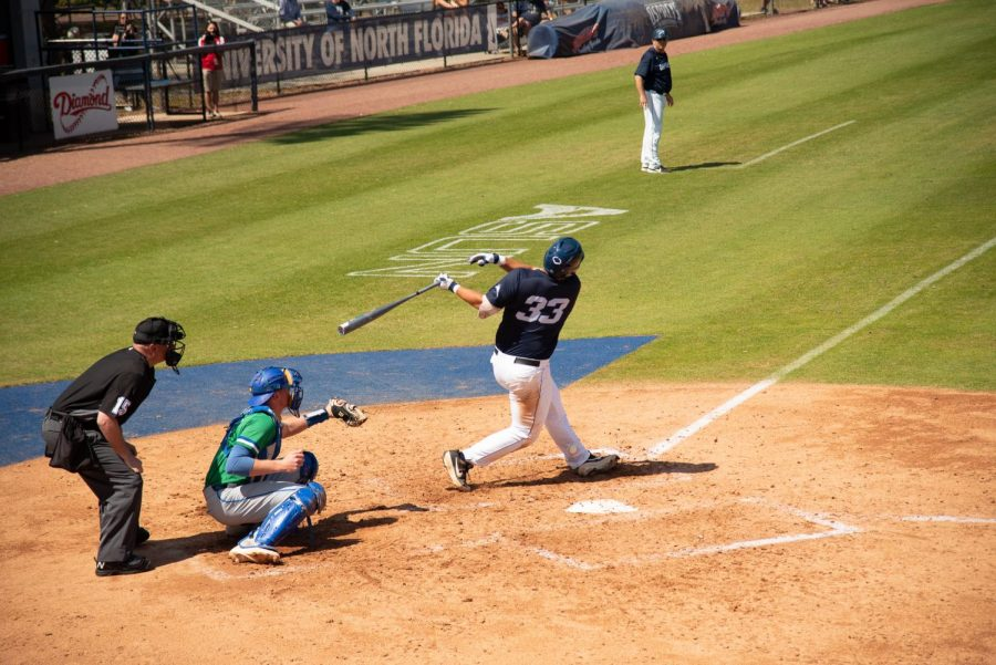 2019 Men's Baseball vs. FGCU
