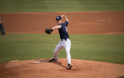 Ospreys sweep Broncos in doubleheader
