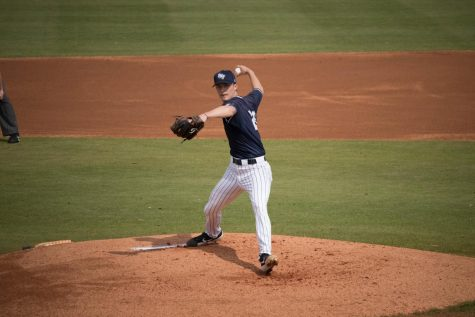 Lights-out pitching propels Ospreys in win over Wildcats