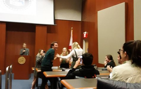 UNF is Moving Forward: John Aloszka wins Bid for Student Body President