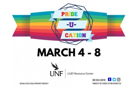 LGBT Resource Center celebrates Pride-U-Cation Week