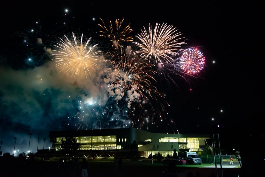 "2019 ""Semester send off"", Fireworks Show"