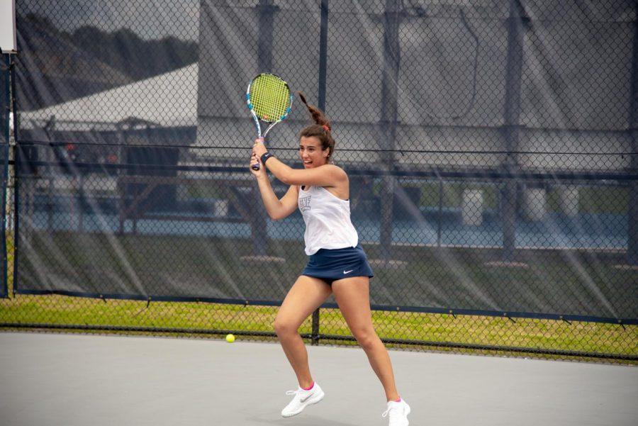 UNF Women's' Tennis vs. University of North Alabama 2019