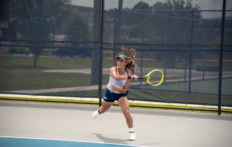 Photo Gallery: Women's Tennis vs. University of North Alabama