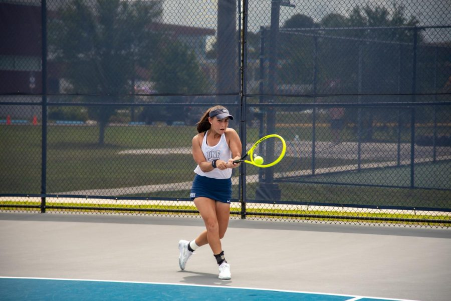 UNF Women's' Tennis vs. University of North Alabama 2019