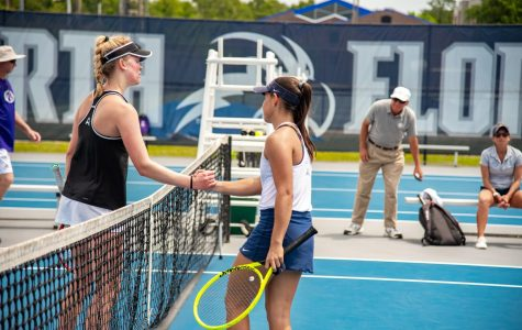 Ospreys fall in first round of NCAA Women's Tennis Championship