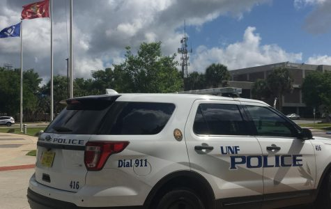 UNFPD responds to reports of a deceased employee on the third floor of the Student Union West.