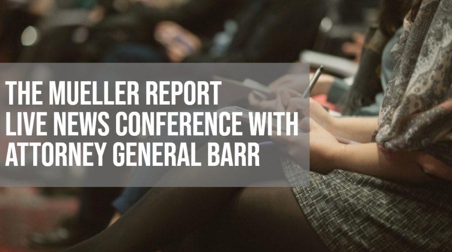 Full Mueller Report released