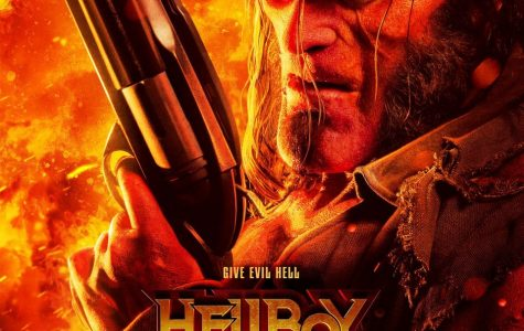 """Hellboy"": A movie in a hell of it's own"