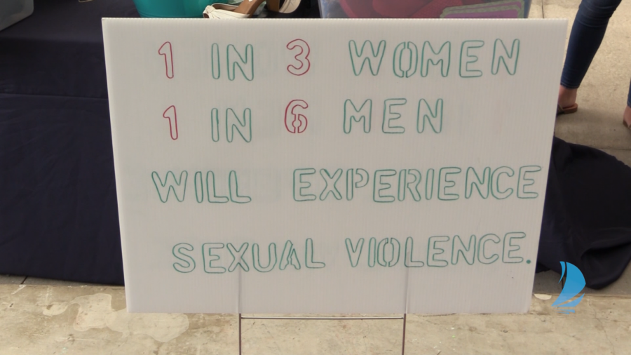 UNF Women's Center hosts Walk In a Woman's Shoes